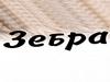 ЗЕБРА магазин кожи и меха Екатеринбург